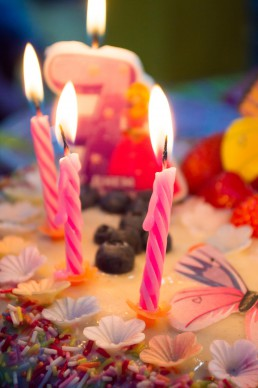 anniversaire au poney club d'Axelle